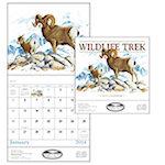 Wildlife Trek Wall Calendars